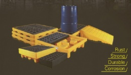 PE Spill Containment Pallet
